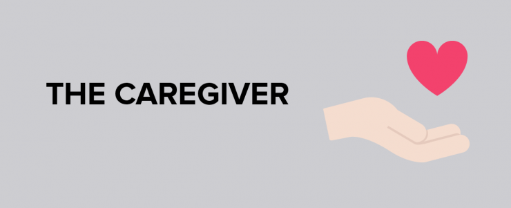 the caregiver character archetype