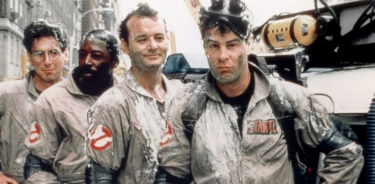Dan Aykroyd ajnd Bill Murray Shot a Short to Convince Theaters to Show 'Ghostbusters'