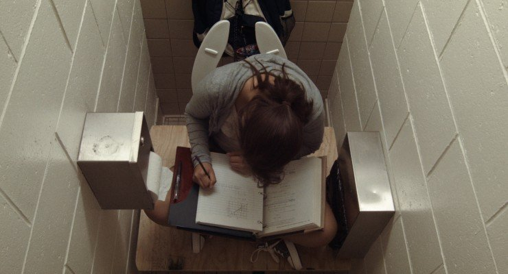 Cents - Sammy doing math in stall