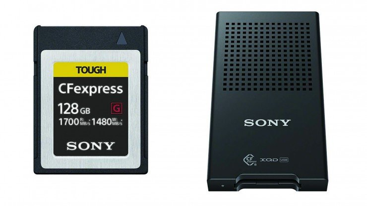 Meet Sony S New Ultra Fast And Ultra Tough Cfexpress