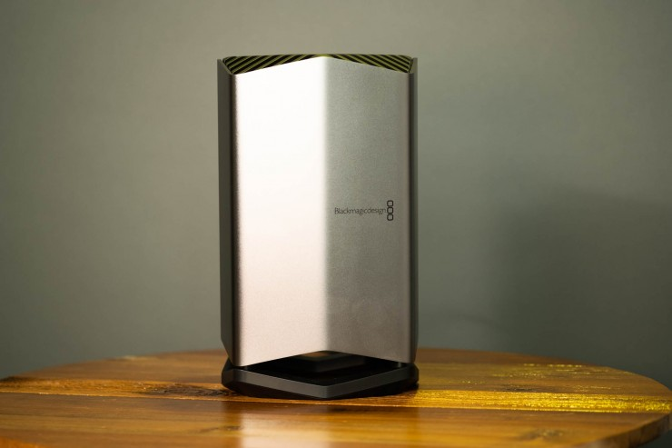 Speed Up Life in Post with the New eGPU from Blackmagic