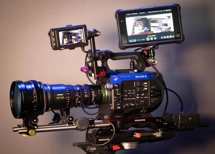 SLR Magic on a MK Zoom Makes Optical Anamorphic Affordable Again