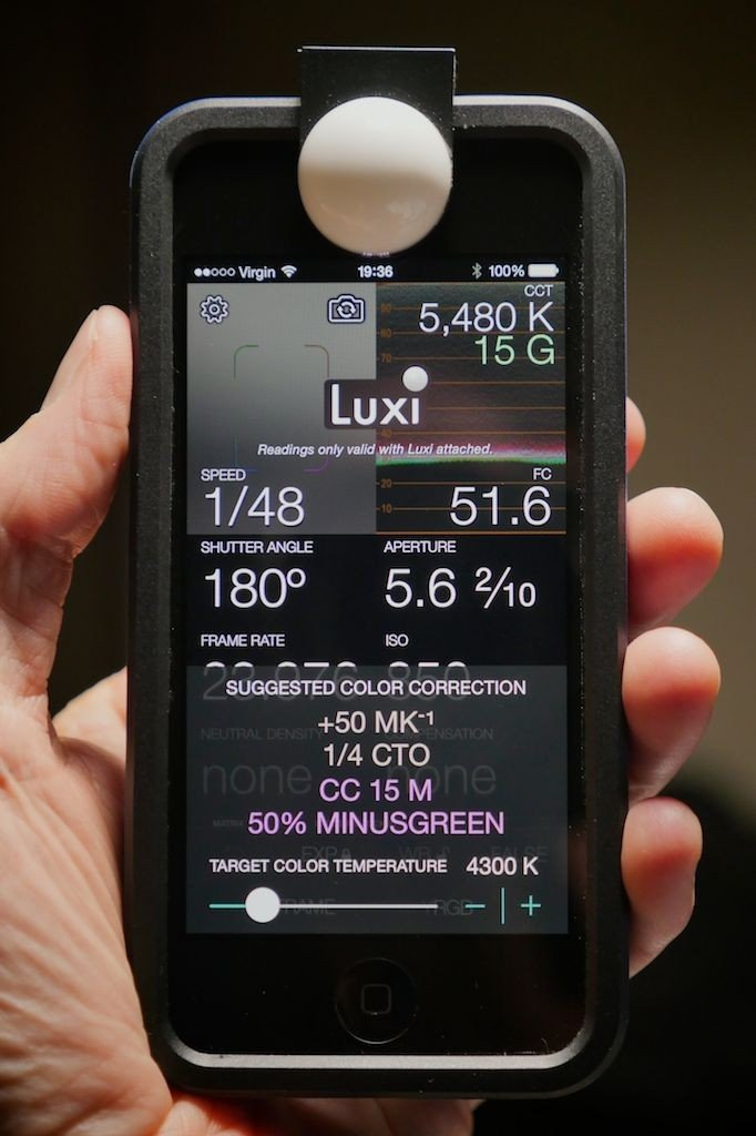 Light Meter For Iphone