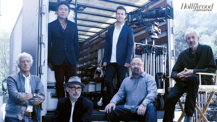 Hollywood Reporter's 2014 Cinematographers Roundtable
