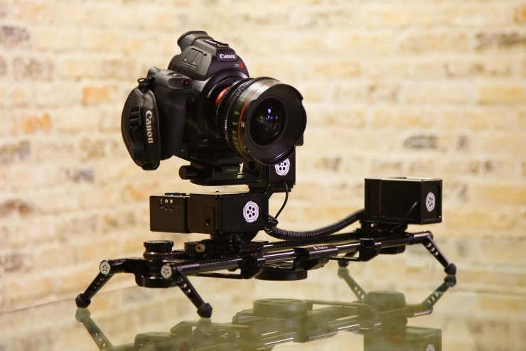 This Affordable Motion Control Rig Will Seriously Up Your Time-Lapse