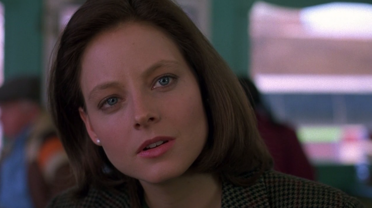this video essay breaks down the eyes of the silence of the lambs  jodie foster clarice starling silence of the lambs no film school