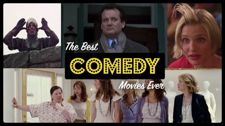the Best comedy movies