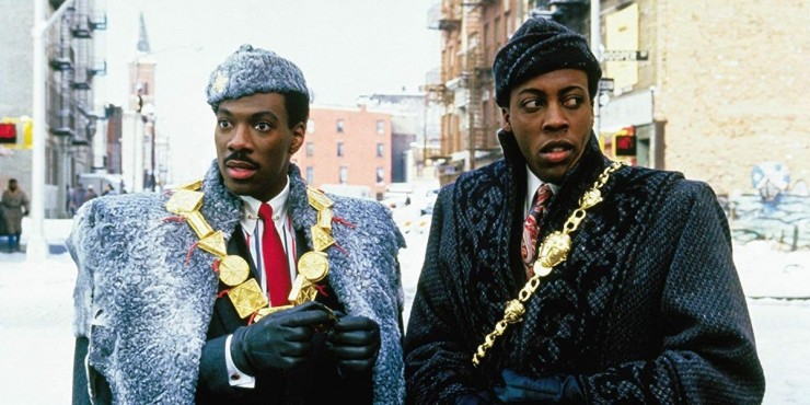 'Coming to America'