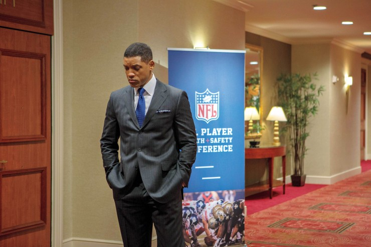 Concussion Screenplay Now Available For Your Consideration