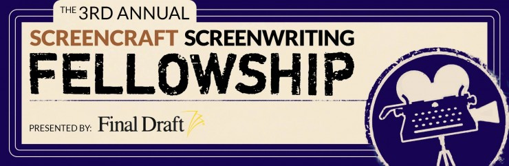 Screencraft's 3rd Annual Screenwriting Fellowship