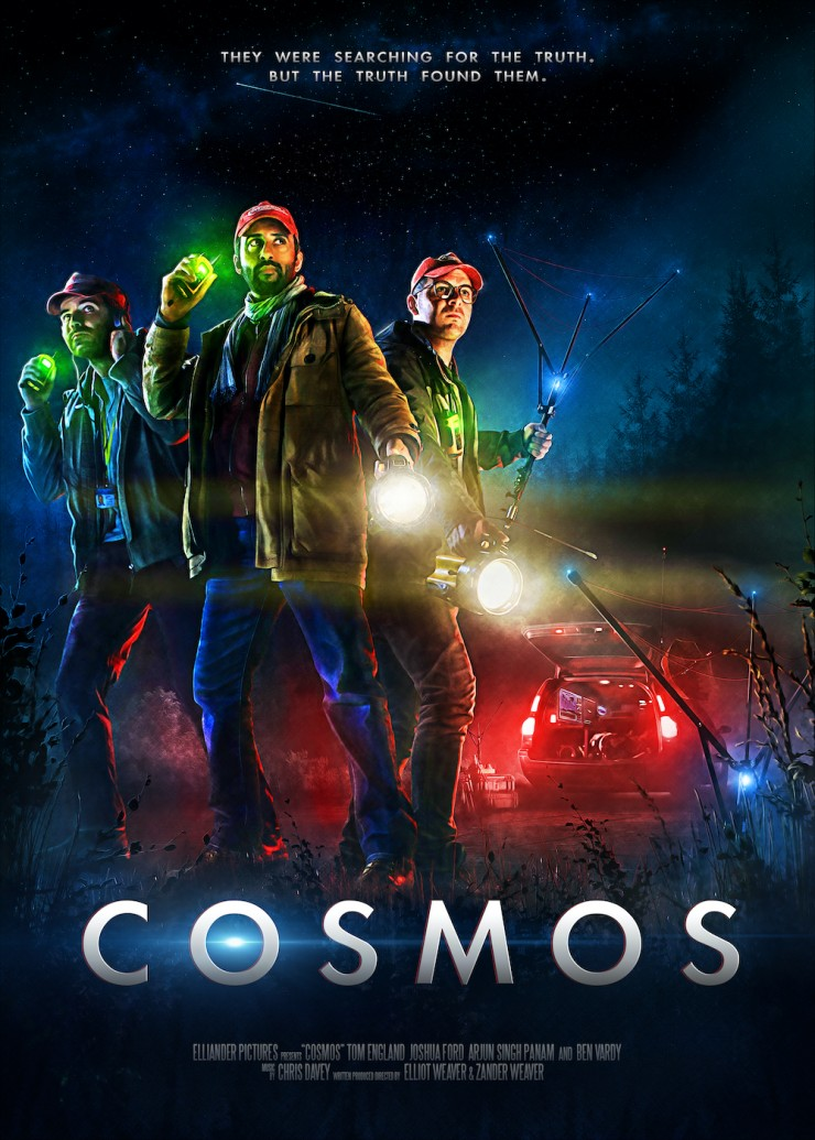 'Cosmos' poster