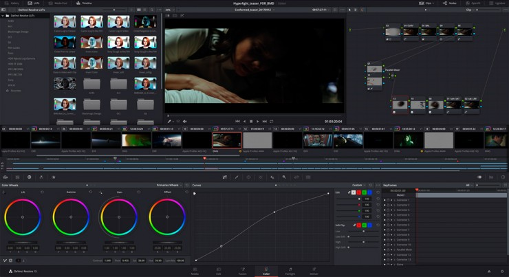 Blackmagic Design Rolls Out Full Shipping Version of