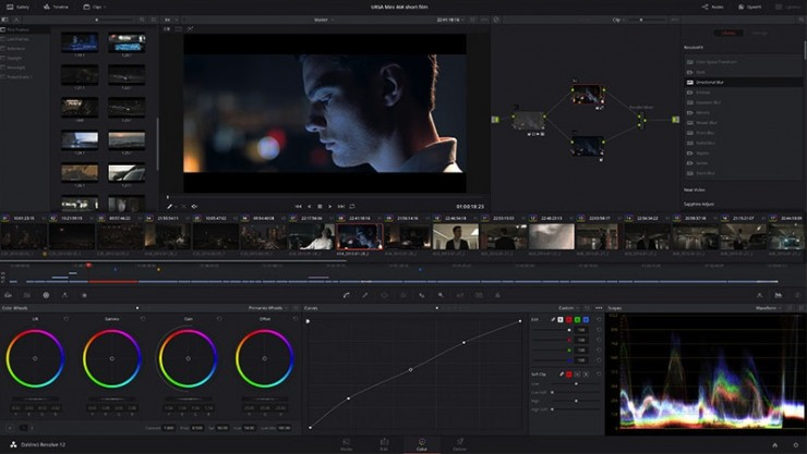 Massively Updated Blackmagic Davinci Resolve 12 5 Now Available For Download