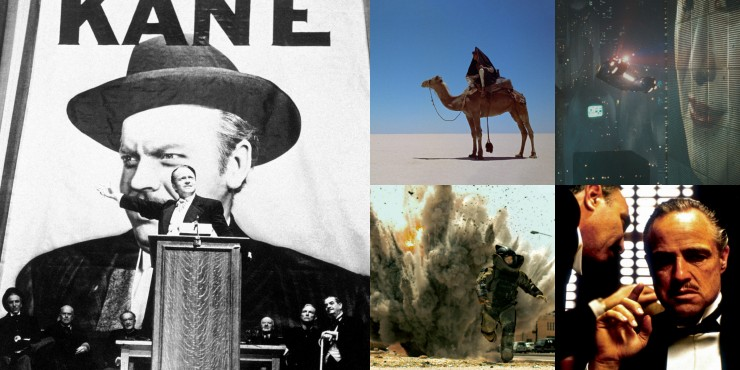 The 80 best directed films according to the directors guild of america fandeluxe Choice Image