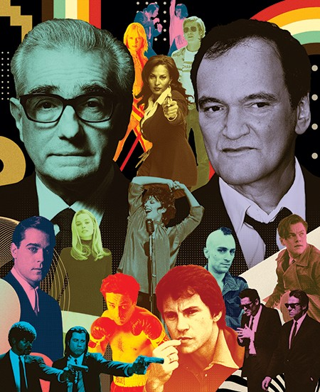 Scorsese and Tarantino's Chat Is the Best Thing You'll See Today