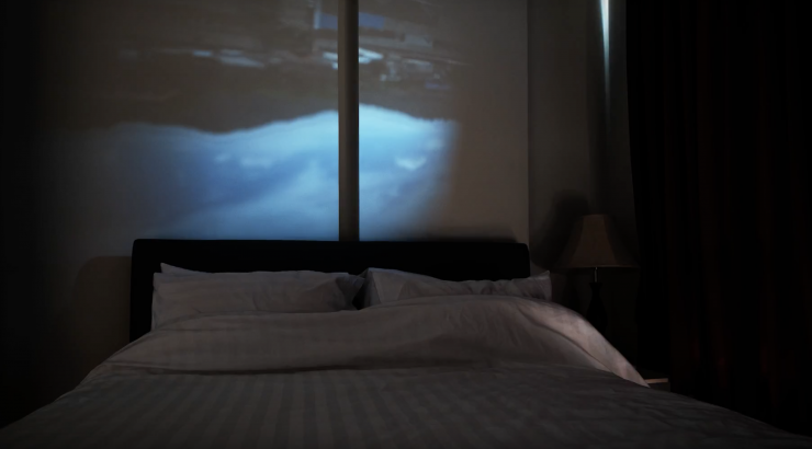 Room With Nothing In It: Turn An Entire Room Into A Camera Obscura With Nothing But