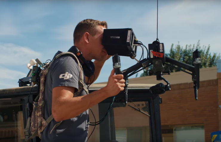 4 Creative Ways to Use Your Inspire 2 On Set