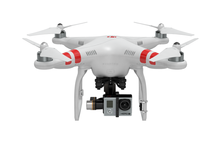 Just For Today The DJI Phantom 2 Quadcopter With H3 3D Gimbal Is 683