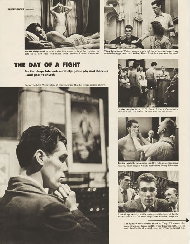 Kubrick Day of a Fight No Film School