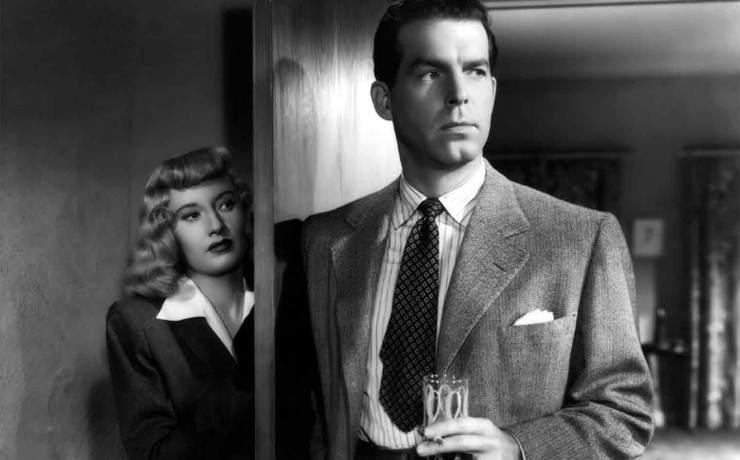 double indemnity essay An example of film noir: double indemnity the femme fatale ambiance: film noir has a very specific set of visual criteria: low-key lighting stark contrasts.