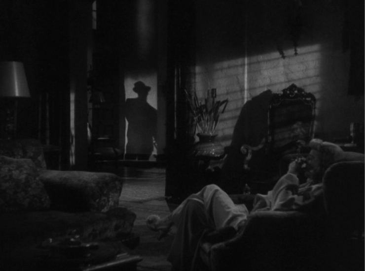 Chiaroscuro lighting is all about shadows. You can even take it to the  extreme and do what director Billy Wilder and DP John F. Seitz did and just  replace ... 2b96eb019e7
