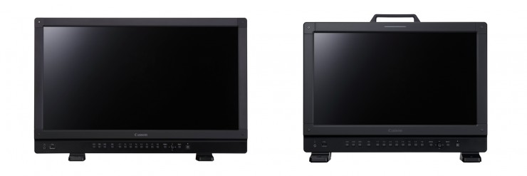 Canon 4K Displays