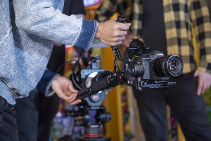 Manfrotto Gimbals