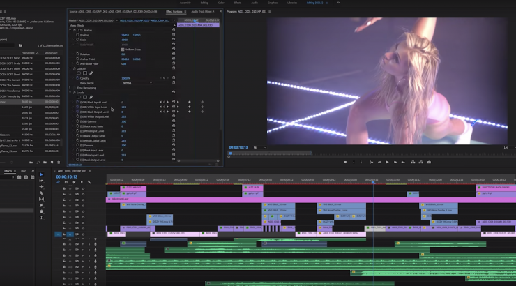 5 Tips for Speeding Up Your Music Video Edit