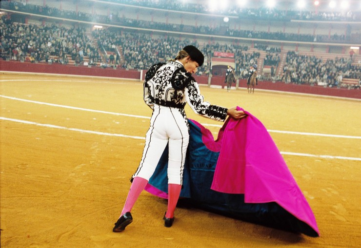 Ella Es el Matador (She Is the Matador)