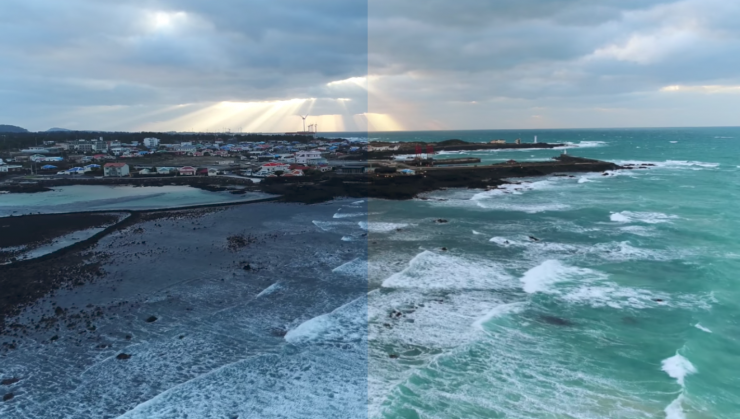 EPICOLOR Uses Artificial Intelligence to Grade Your Footage ...