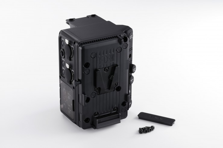 Expandable Unit for streaming with the C500 Mk. II