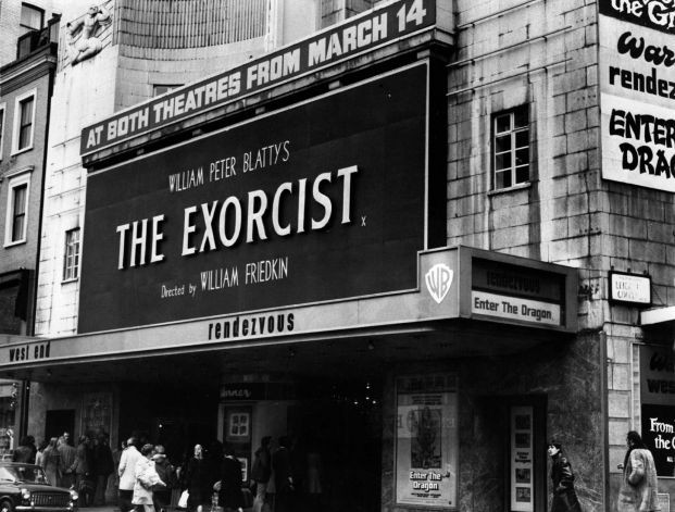 Watch: Audiences Freak Out at Screenings of 'The Exorcist