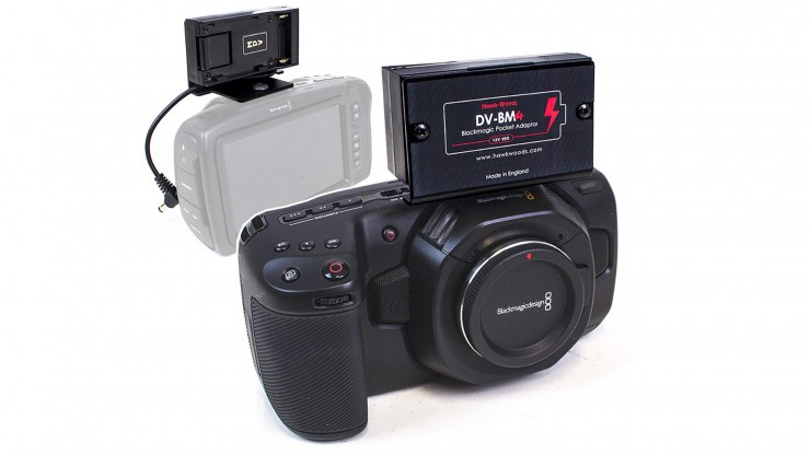 External Power BMPCC 4K