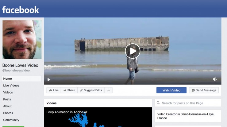 Quick Tip: Add a Cover Video to Your Facebook Page to Boost