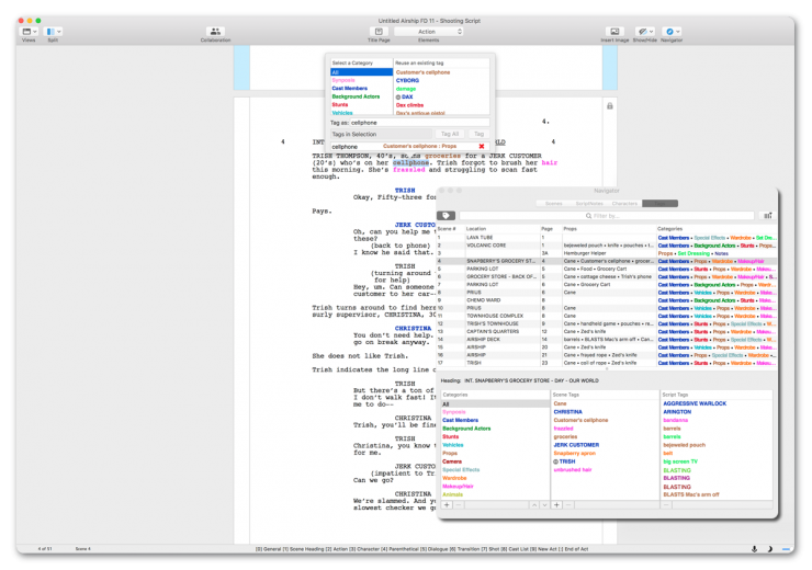 Final Draft 11 Offers New Capabilities Ready to Take You from Script