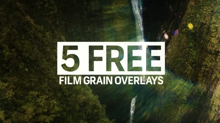 Tips for Working with Organic Film Grain Overlays [Plus Free Downloads]
