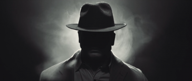 Recreating The Bold Look Of Clic Film Noir