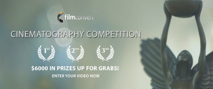 Film Convert Cinematography Competition