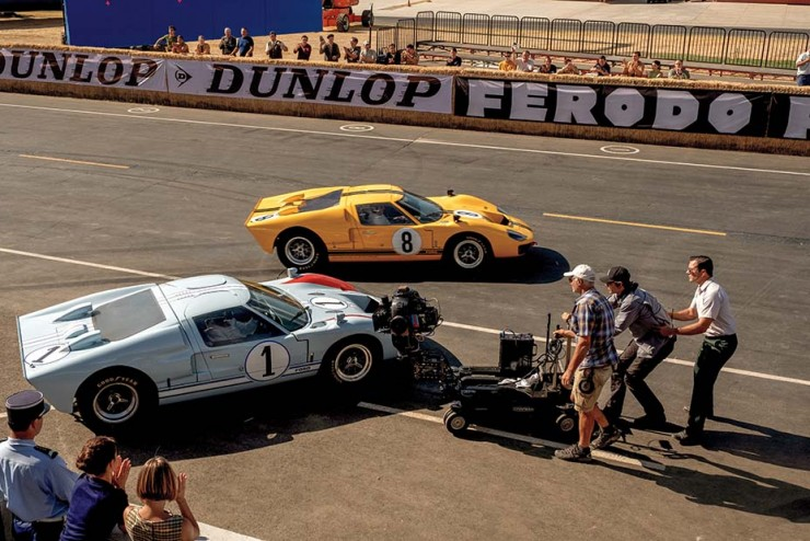 How Ford V Ferrari Survived Development Hell Will Inspire You