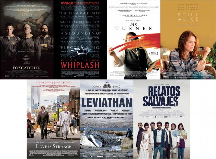 Foxcatcher, Whiplash & 5 More Screenplays For Your Consideration