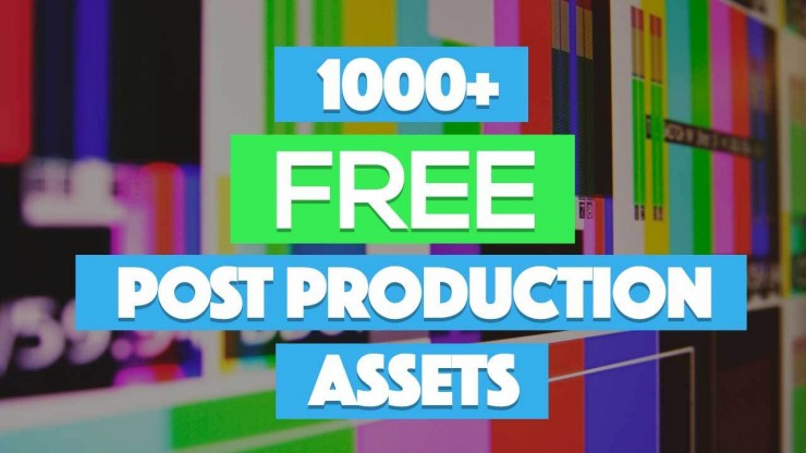 Free Post production Assets