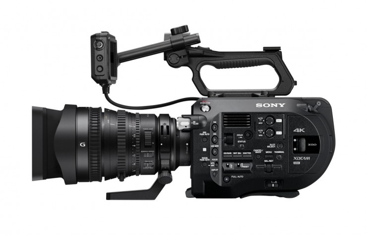 The Sony FS7 Goes Up Against the C-300 & A7s in This Camera Test