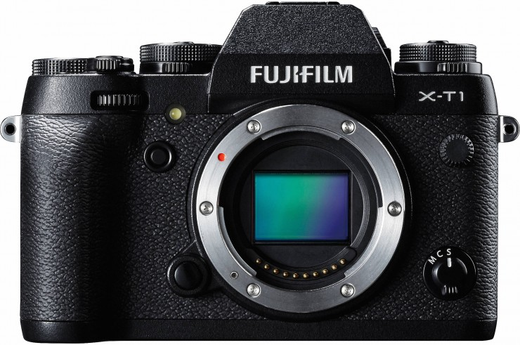 Fuji X-T1 IR Will Let You Shoot Infrared Videos & Photos In-Camera