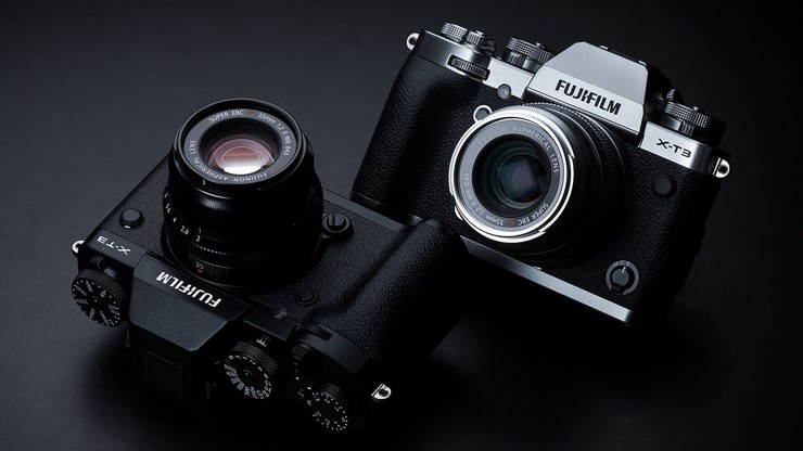 Fujifilm X-T3 Film Review