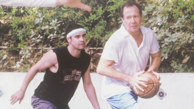 Inside Garry Shandling's Secret Basketball Game