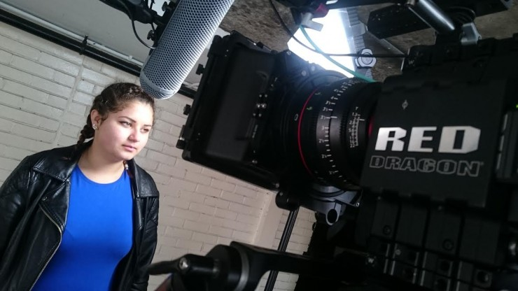 Glitch's Story RED EPIC DRAGON
