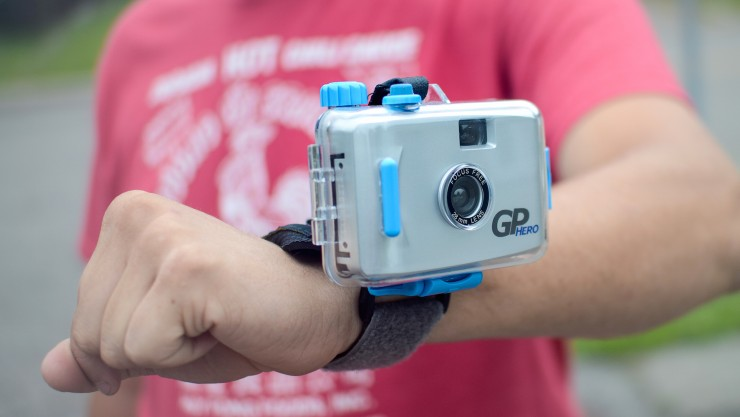 gopro hero 2 powerful camera essay The small camera boasts a familiar 2-inch touch display and is waterproof up to 10 metres with the more affordable option, gopro hopes it can entice people who normally wouldn't splurge on such .