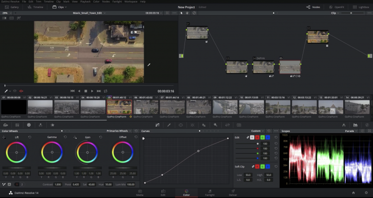 How to Copy Color Grades Between Projects in DaVinci Resolve