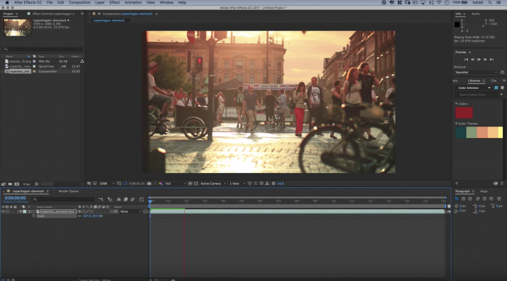 Watch How To Create Handheld Camera Shake In After Effects