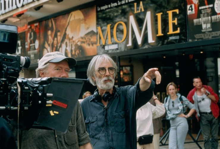 Michael Haneke Piano Teacher video essay no film school long takes justin morrow